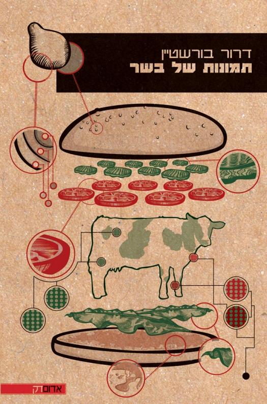 תמונות של בשר עטיפה קדמית