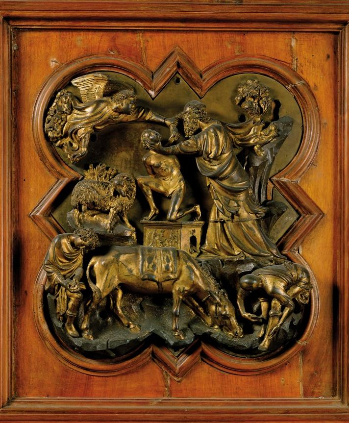 ברונלסקי, עקדת יצחק, 1041-2