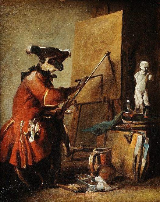 ציור של שארדן