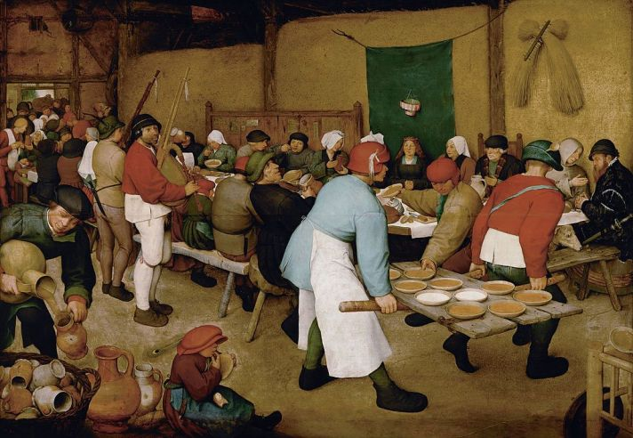 Pieter_Bruegel_the_Elder_-_Peasant_Wedding_-_Google_Art_Project_2 (1)